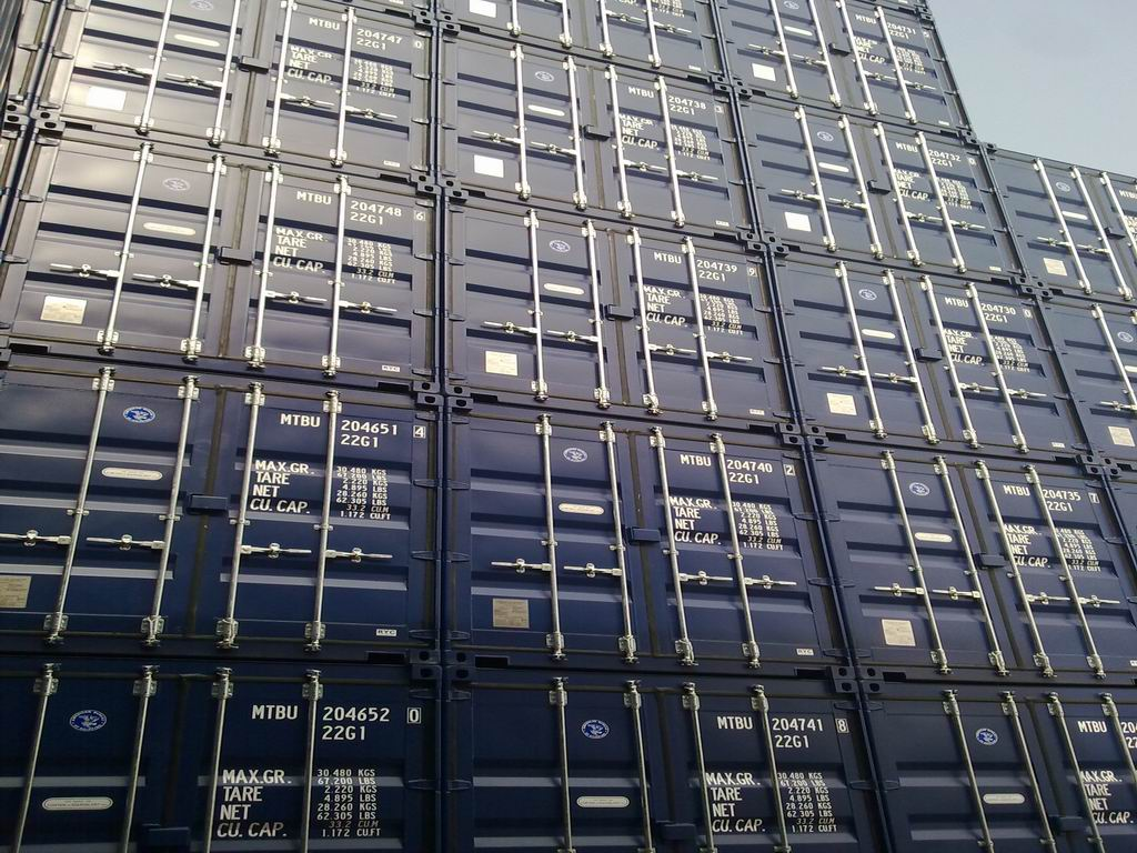 Shipping Container Finance